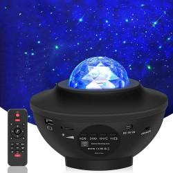 Proyector estrellas LED lamparas