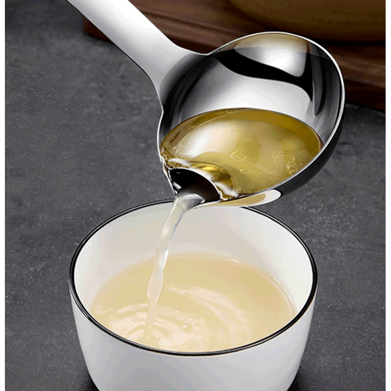 separar aceites y espumas