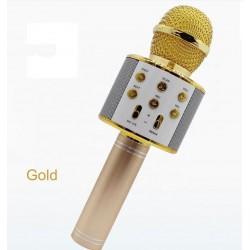 Microfono gold