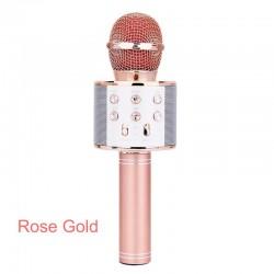 Microfono rose gold