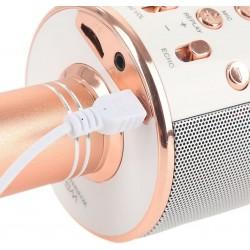 Microfono cargador